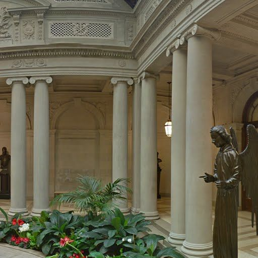 Frick Collection, New York Jean Barbet, Angel, New York