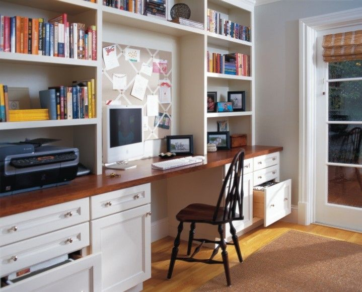 Gentil Lateral File Cabinets Home Office With Books Bookshelves Bullentin Board  Cabinets Cabitry Computer Custom Desk Desk