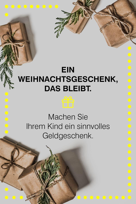 Konto schenken | Geschenke, Schenken, Weihnachtsgeschenke