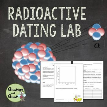Radiometric dating penny lab graph