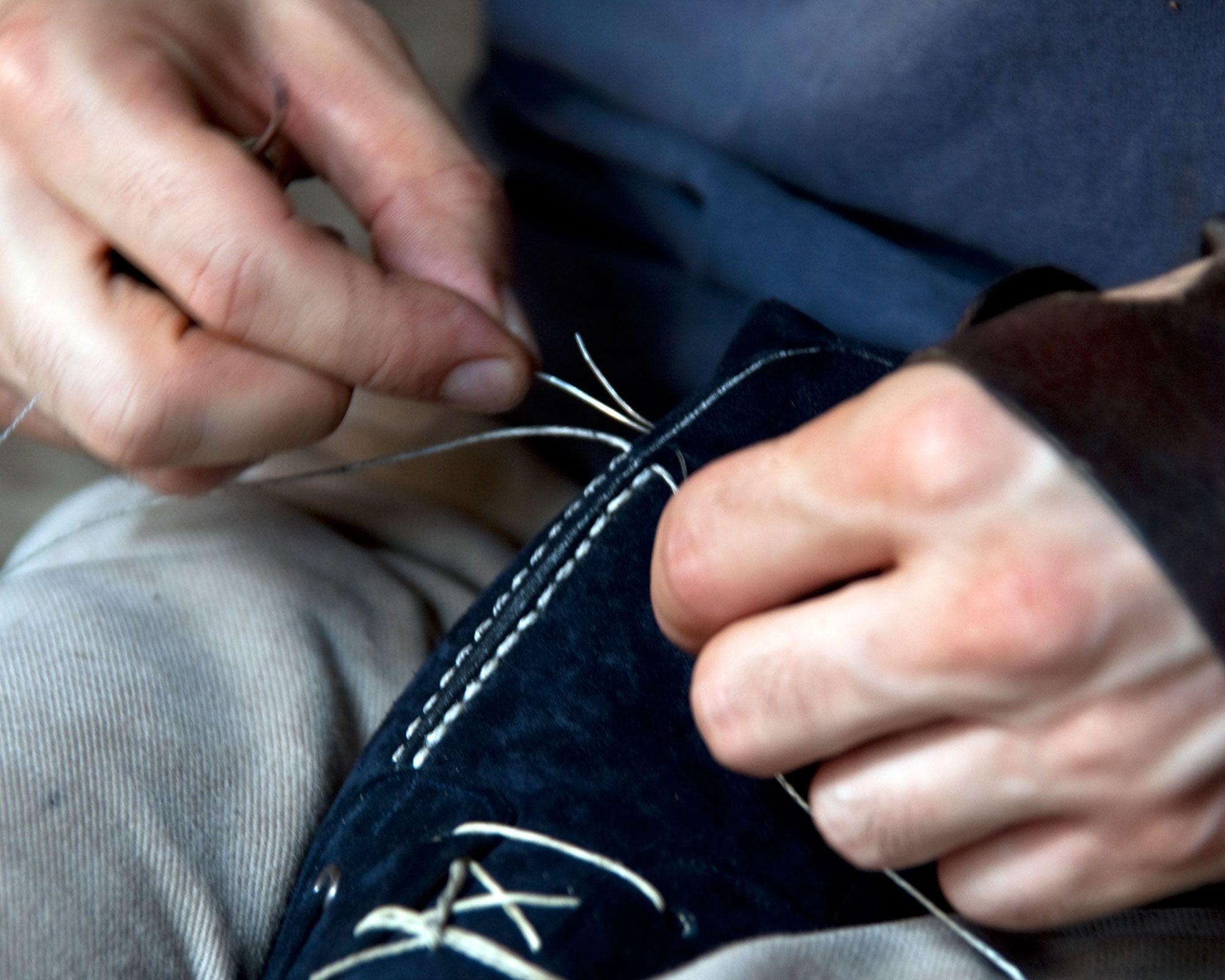 MENUDER - Giussano: L'arte della scarpa