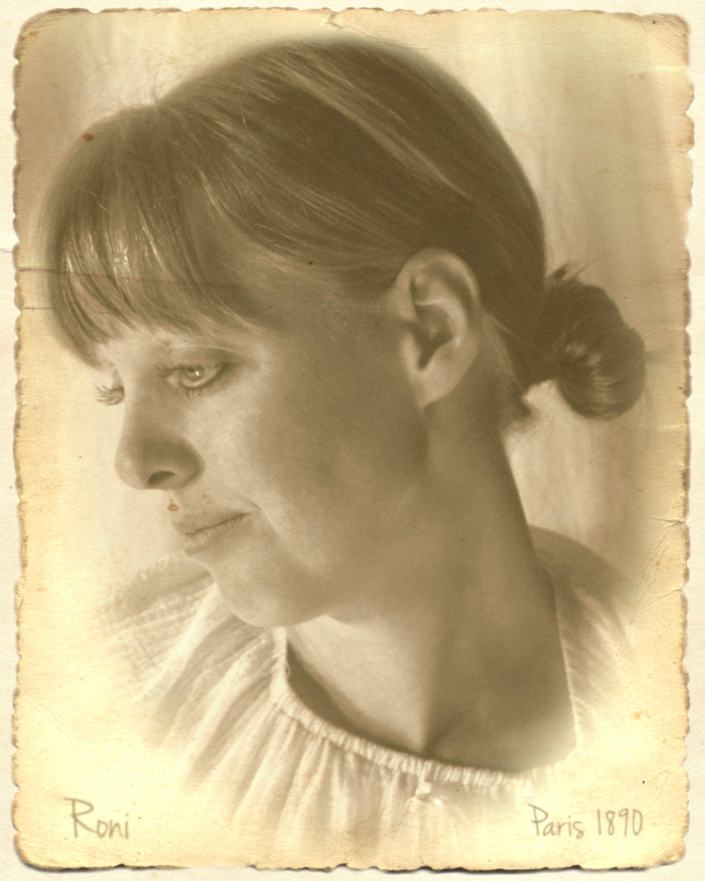 1890's portrait Photography