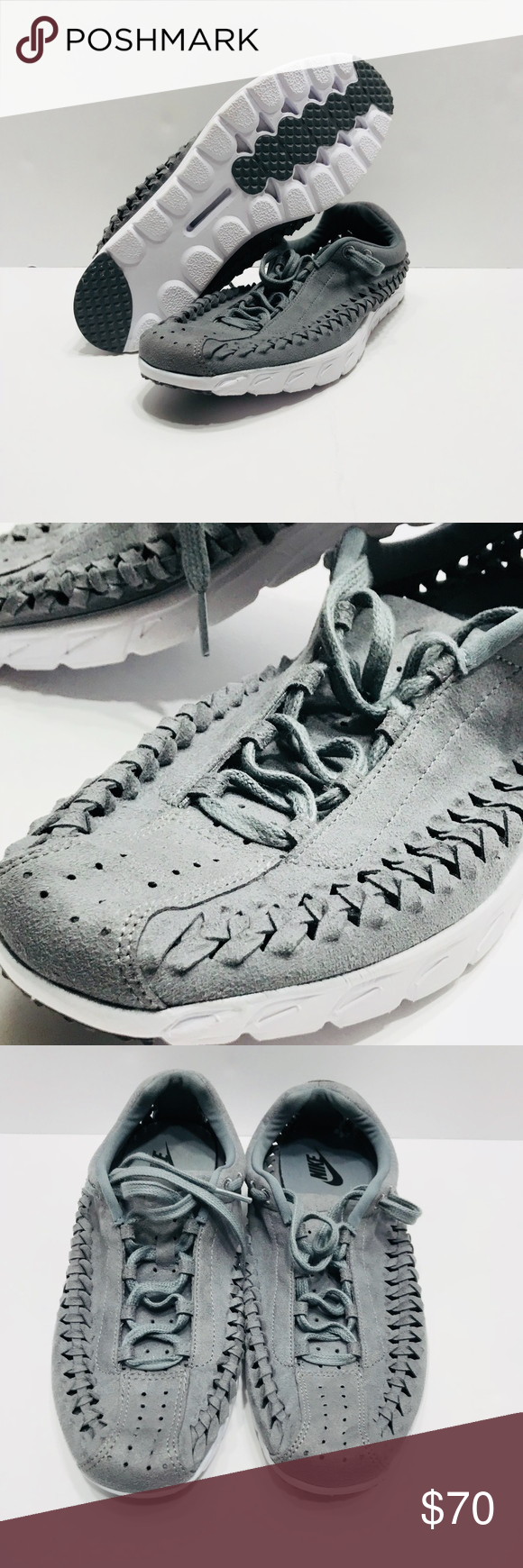 nike woven trainers mens