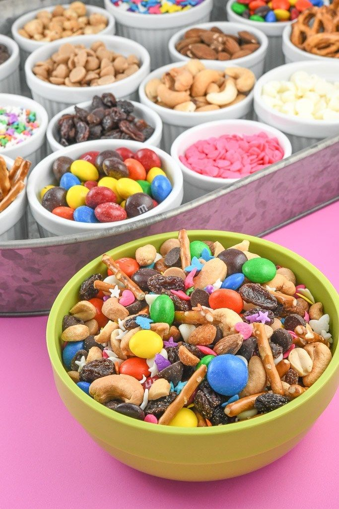 Homemade Trail Mix Recipe & Ideas – Make Your Own!