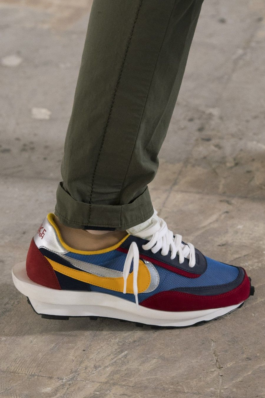 sports shoes b0938 c1765 Sacai x Nike Printemps Été 2019