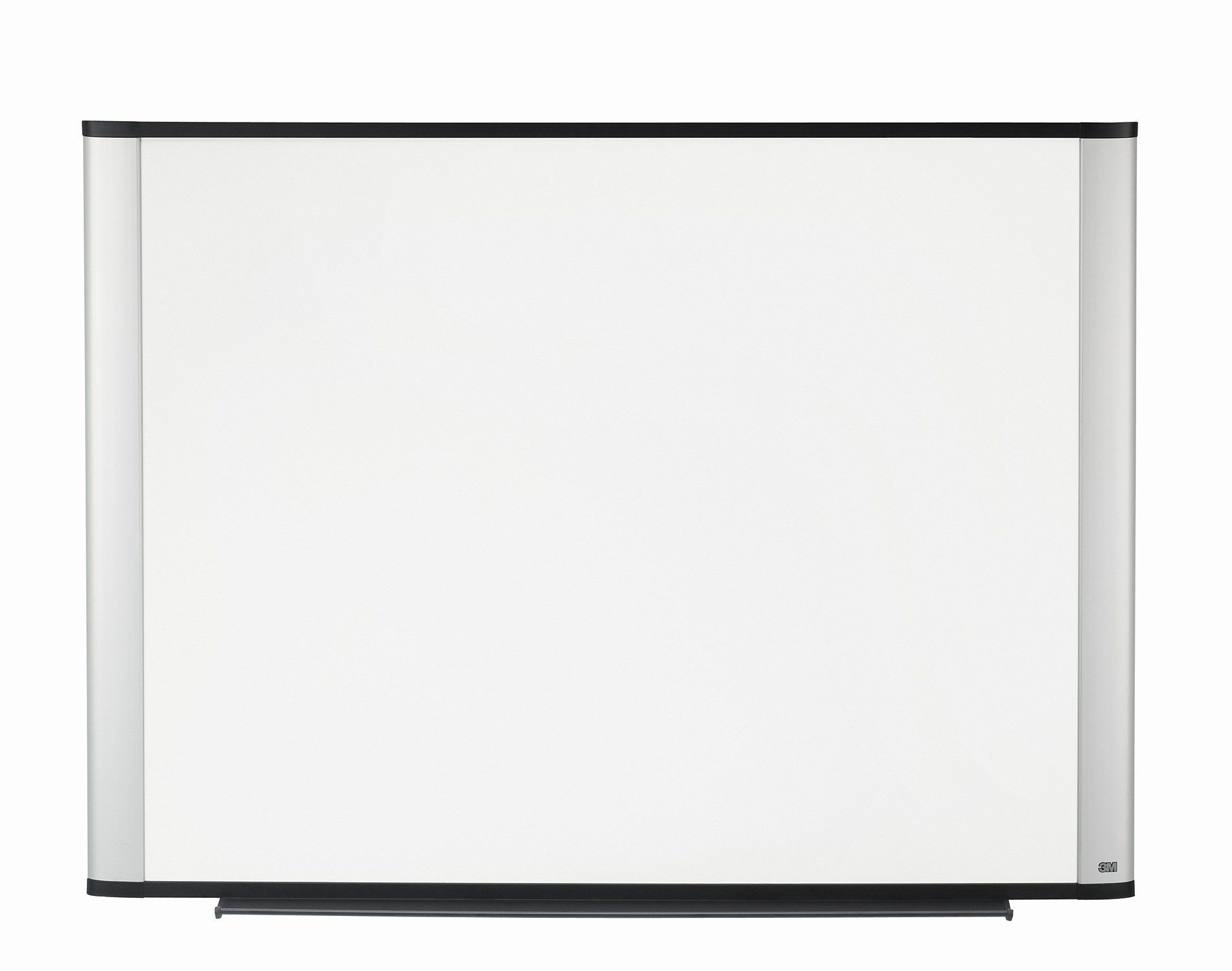 3M Porcelain Dry Erase Board, 72 x 48-Inches, Widescreen Aluminum ...