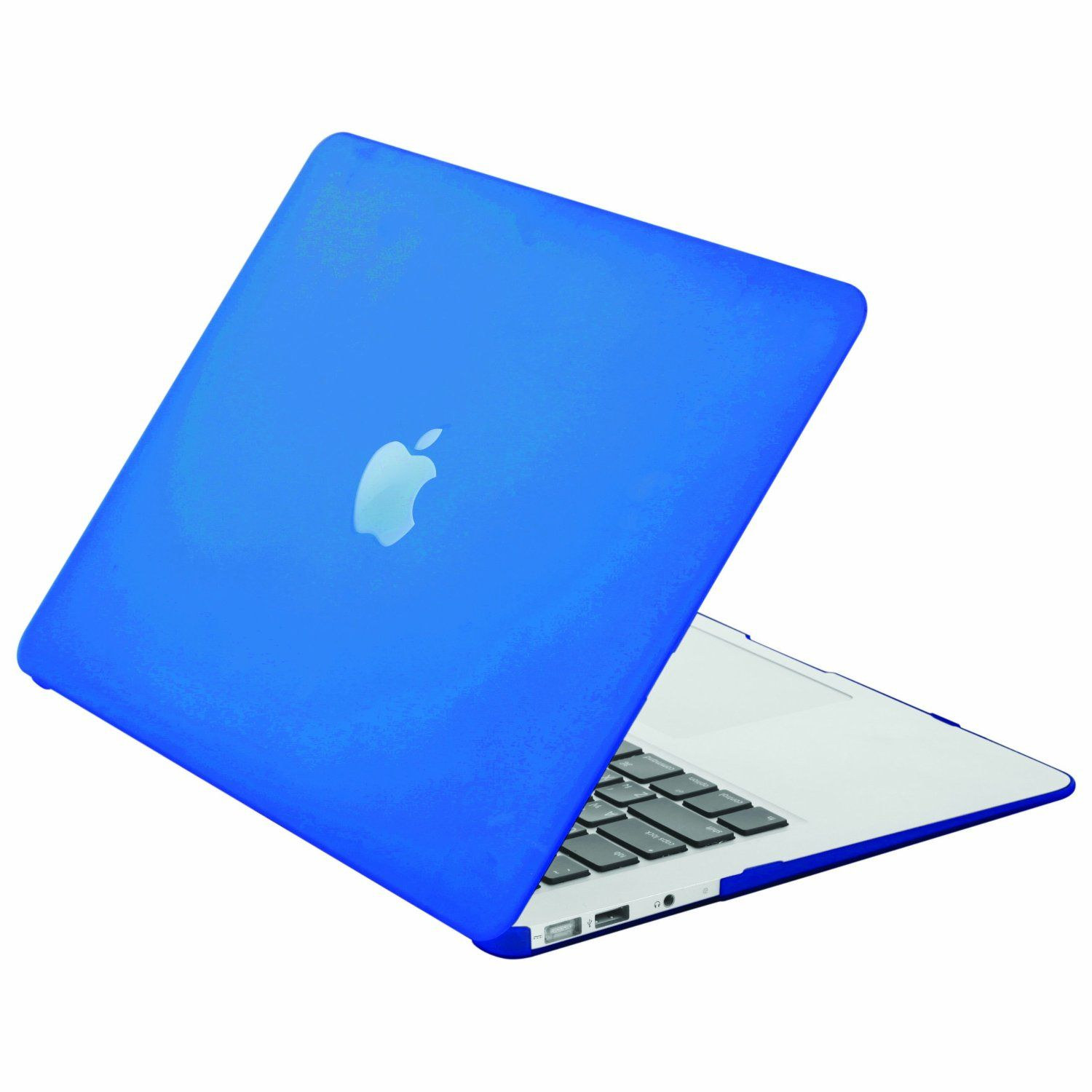 Blue Apple laptop. By the end of this semester I would ...