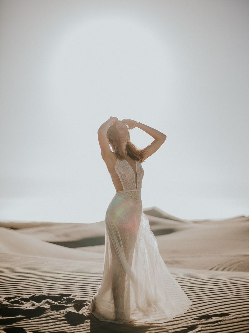 Dreamy Desert Wedding Inspiration Beach Wedding Inspiration