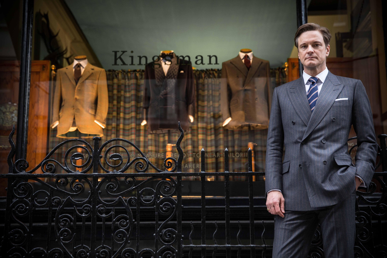 Cinema Meets Fashion Mr Porter Launches Kingsman Label Kingsman