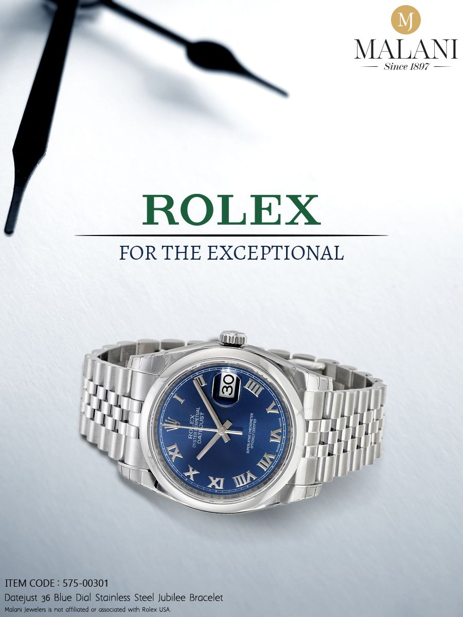 33393674259 A timeless masterpiece for the exceptional you! Shop for this  Rolex now.   MalaniJewelers