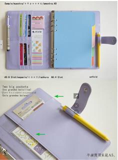 Artesanato e organização: A compra da minha nova agenda planner fichário
