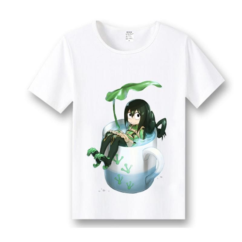 Boku No Hero Academia Tsuyu Asui T shirt - My hero Academia  #anime #animeedit #AnimeArt #animedrawing #animememes #animecosplay #animefan #animelife #animeedits #animemanga