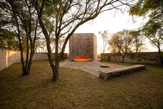 Saint Bernard's Chapel by Nicolás Campodonico | Church architecture / community centres