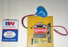 Low Cost Wireless Water Level Indicator Without Microcontroller ...