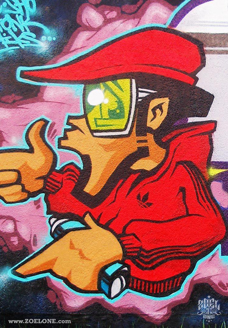 Graffiti B Boy