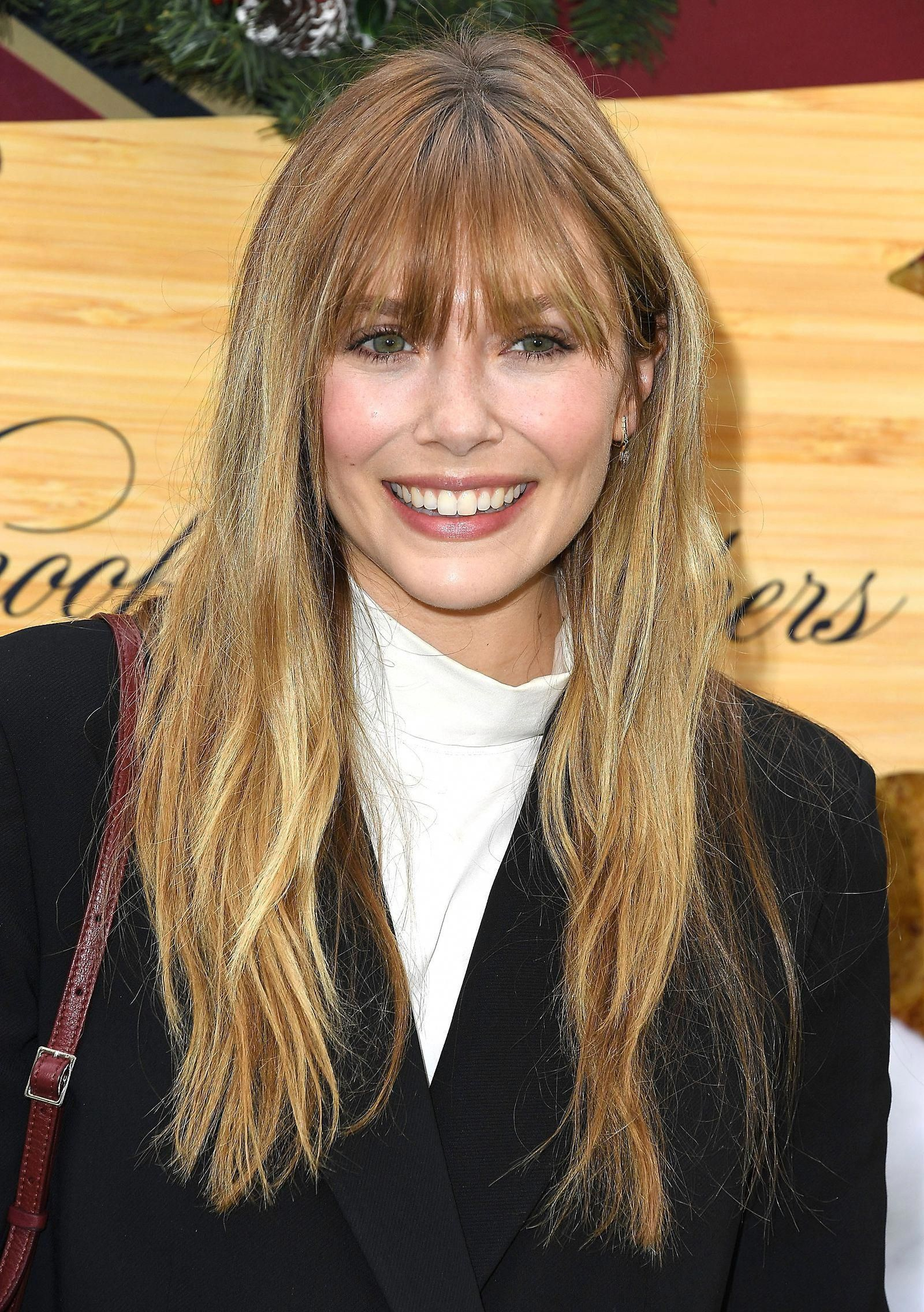 17 Wispy Bangs Styles From Celebs Whose Bangs Are Always Too Good I Am Co Blonde Hair With Bangs Long Hair With Bangs Long Hair Styles