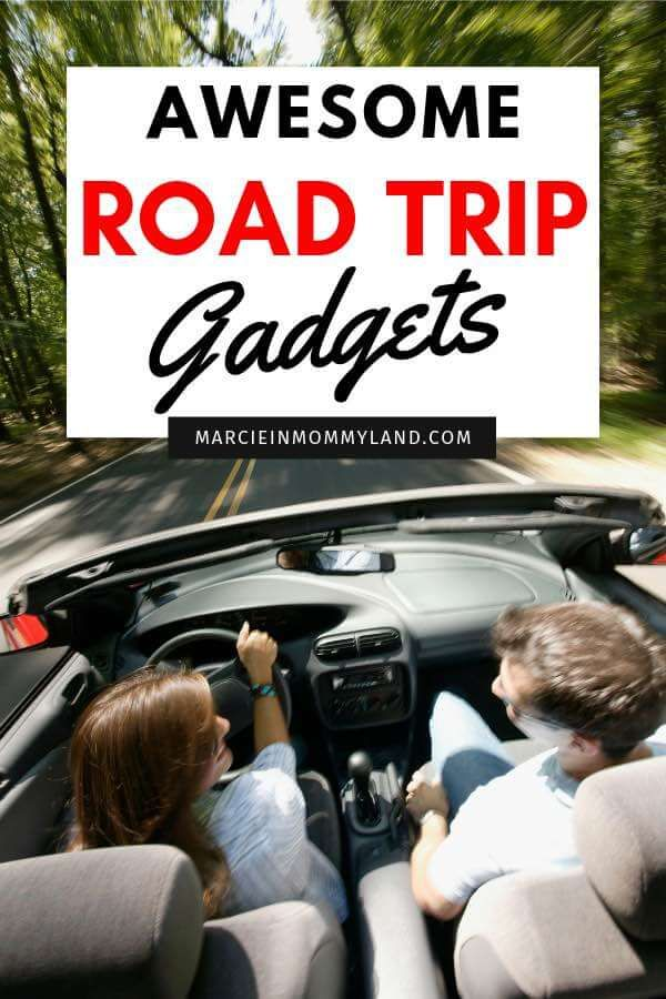Photo of Best Car Gadgets for Traveling and Road Trips | Marcie in Mommyland