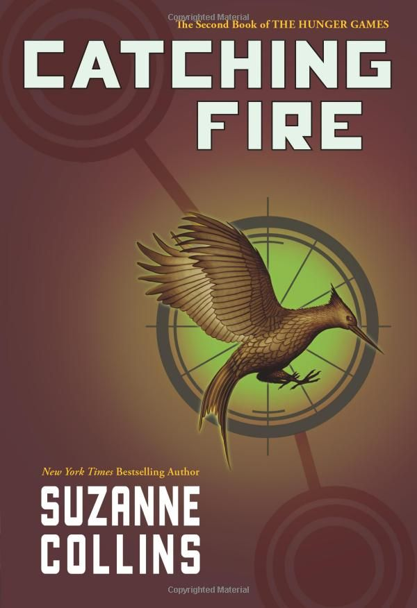 2nd book in the hunger games