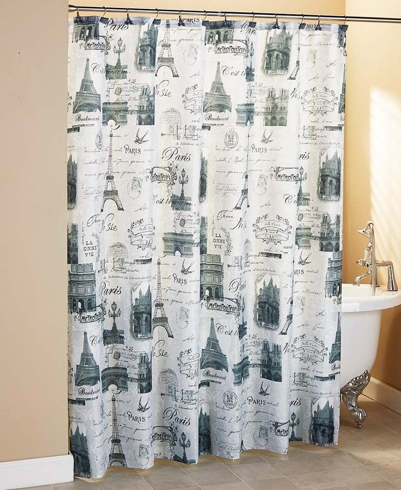 Shower Curtain Ltd Commodities Vintagedestination With Images