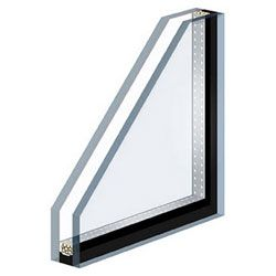 Double Glazing Glass Used For Soundproofing Soundproof Windows Double Glass Windows Sound Proofing