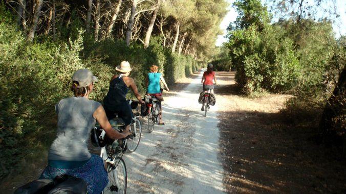 Scoprire il Salento passeggiando in bicicletta | Vizionario