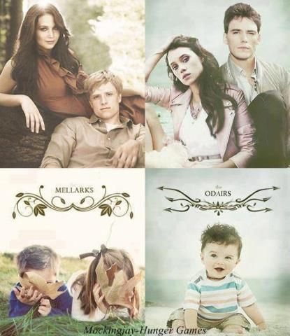 oh my gosh....I can't wait to see Katniss and Peeta's children in Mockingjay movie