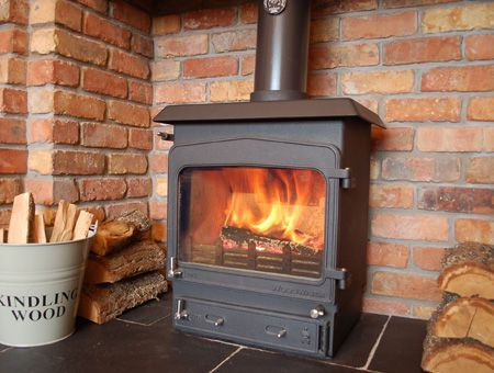 Woodwarm Fireview Multifuel Stove Dream Home Lounge Stove