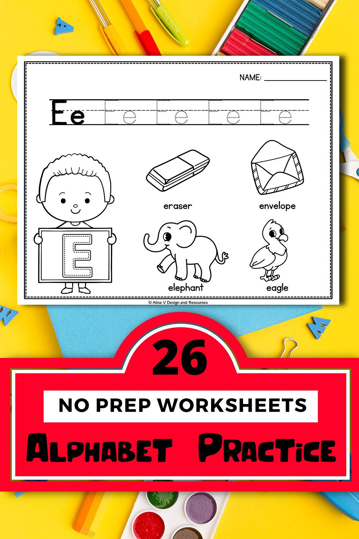 Alphabet Tracing Worksheets Alphabet Coloring Page Beginning Sounds Worksheets Preschool Beginning Sounds Worksheets Middle School Reading Teaching Homeschool [ 1500 x 1000 Pixel ]