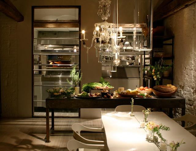 ABC Kitchen Restaurant in NY