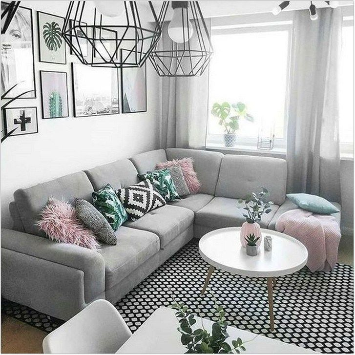 Small Living Roomdesign Ideas: 40+ Charming Gray Living Room Design Ideas For Your