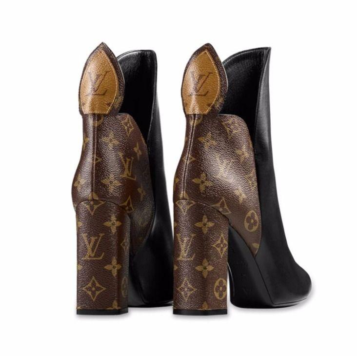 69cb131c262a Louis Vuitton Ankle   Booties 2017 autumn winter Louis Louis Vuitton RODEO  QUEEN ankle 3