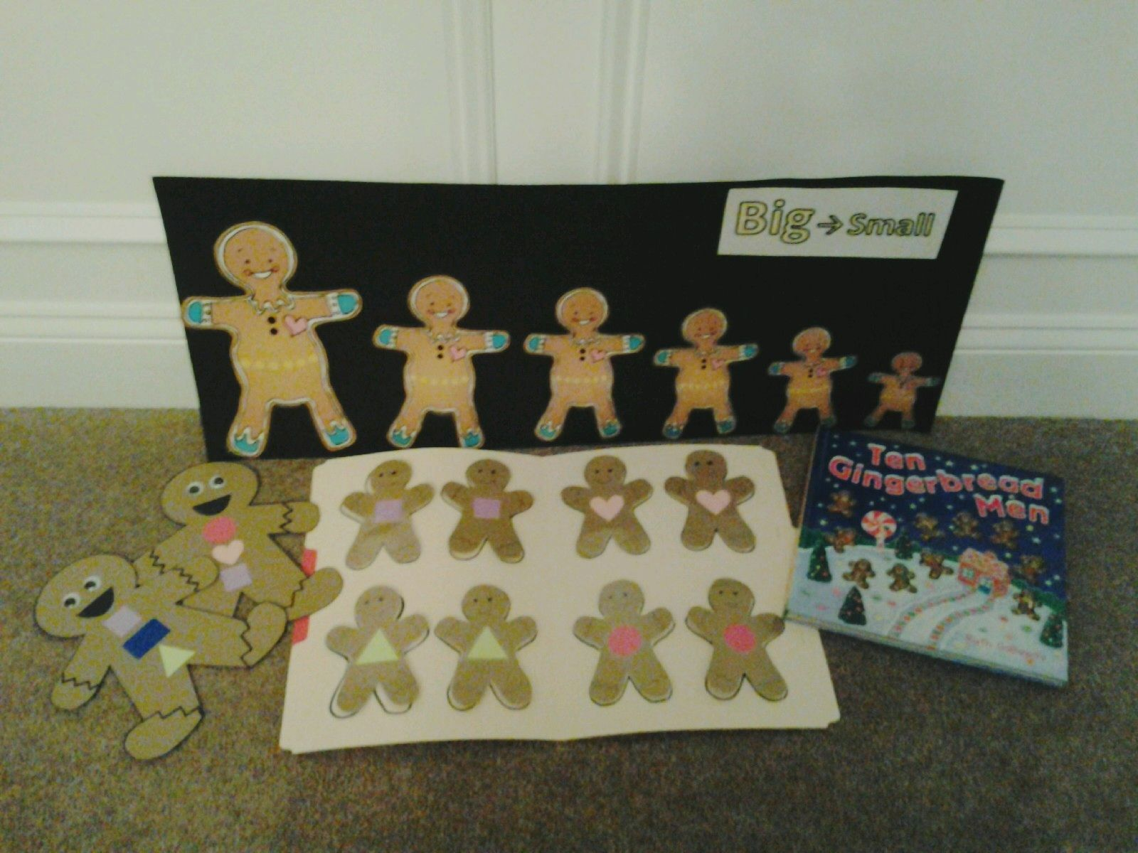 Gingerbread Themed Lesson