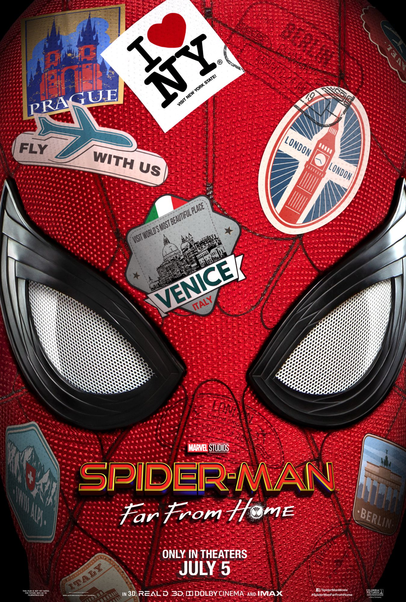 Spider-Man: Far From Home (2019) | Last MCU Phase 3 Movie