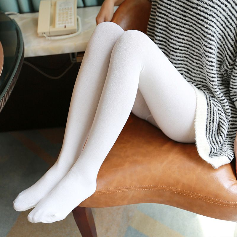 0b349df6009 Cute legs in white tights. Stockings Lingerie ...