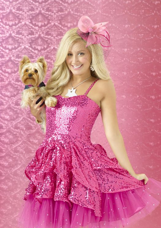 8edad516c high school musical 2 sharpay evans - Google Search