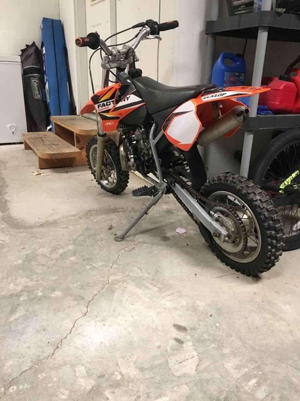 2002 Ktm Sx 50 Pro Senior Lc Ktm Motorcycles For Sale Red Bull Ktm