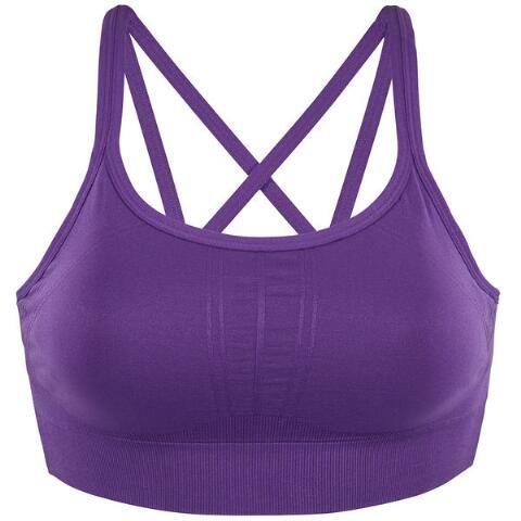fc5a45a773 Moret Ultra Womens Seamless Strappy Sports Bra #moret #Modells #sportsbra
