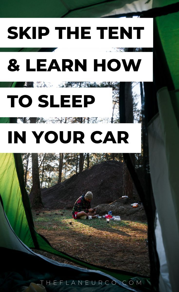 The Complete List of Car Camping Essentials