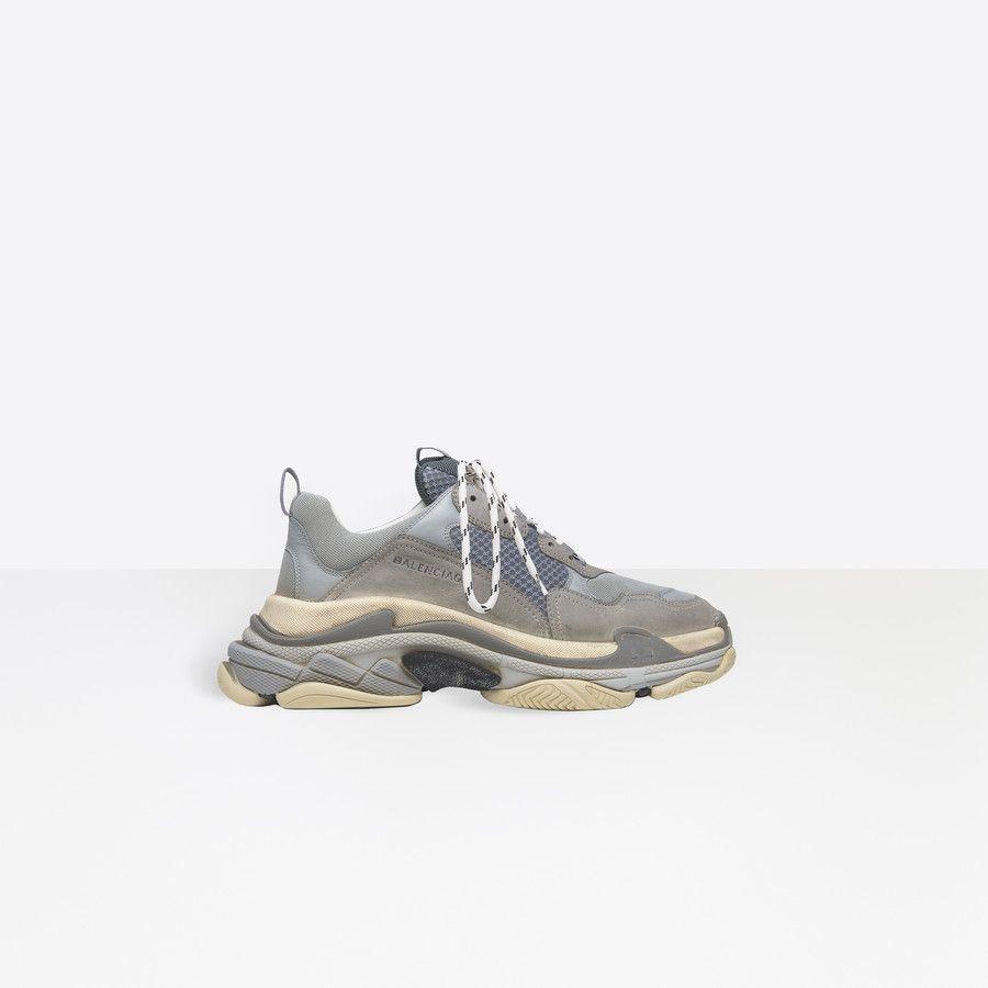 c055c3924 Découvrez la dernière collection de Triple S Shoes Balenciaga pour Homme  dès maintenant sur notre site officiel.
