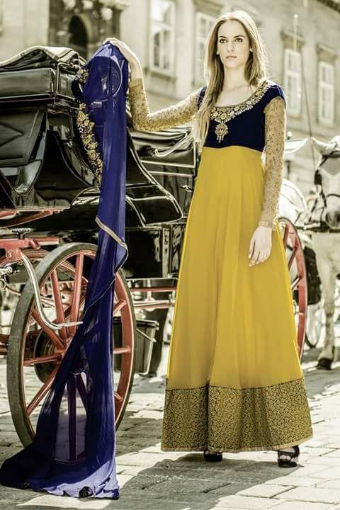 #designer #anarkali #salwar #suits @  http://zohraa.com/yellow-faux-georgette-anarkali-suit-z5056pakira-again-10001-16.html #designeranarkalisuits #celebrity #anarkali #zohraa #onlineshop #womensfashion #womenswear #bollywood #look #diva #party #shopping #online #beautiful #beauty #glam #shoppingonline #styles #stylish #model #fashionista #women #lifestyle #fashion #original #products #saynotoreplicas