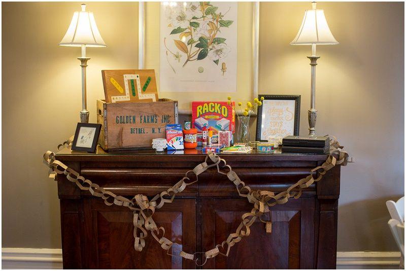 Reception amen table | Peterson Dumesnil House | Louisville Wedding | Samantha Laffoon Photography