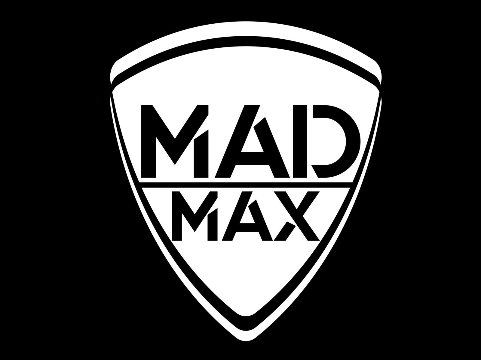 Mad Max Logo Mad Max Logo Design Creative Max