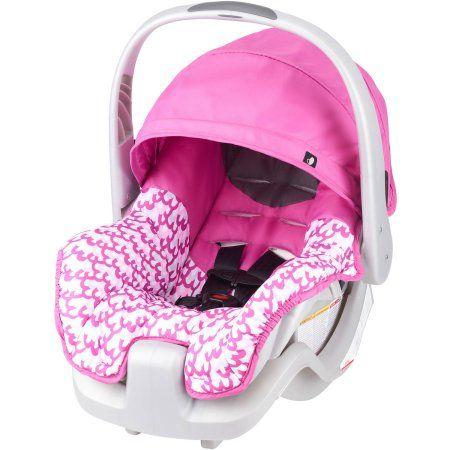 Evenflo Nurture Infant Car Seat, Razzle Dazzle - Walmart.com | Baby ...