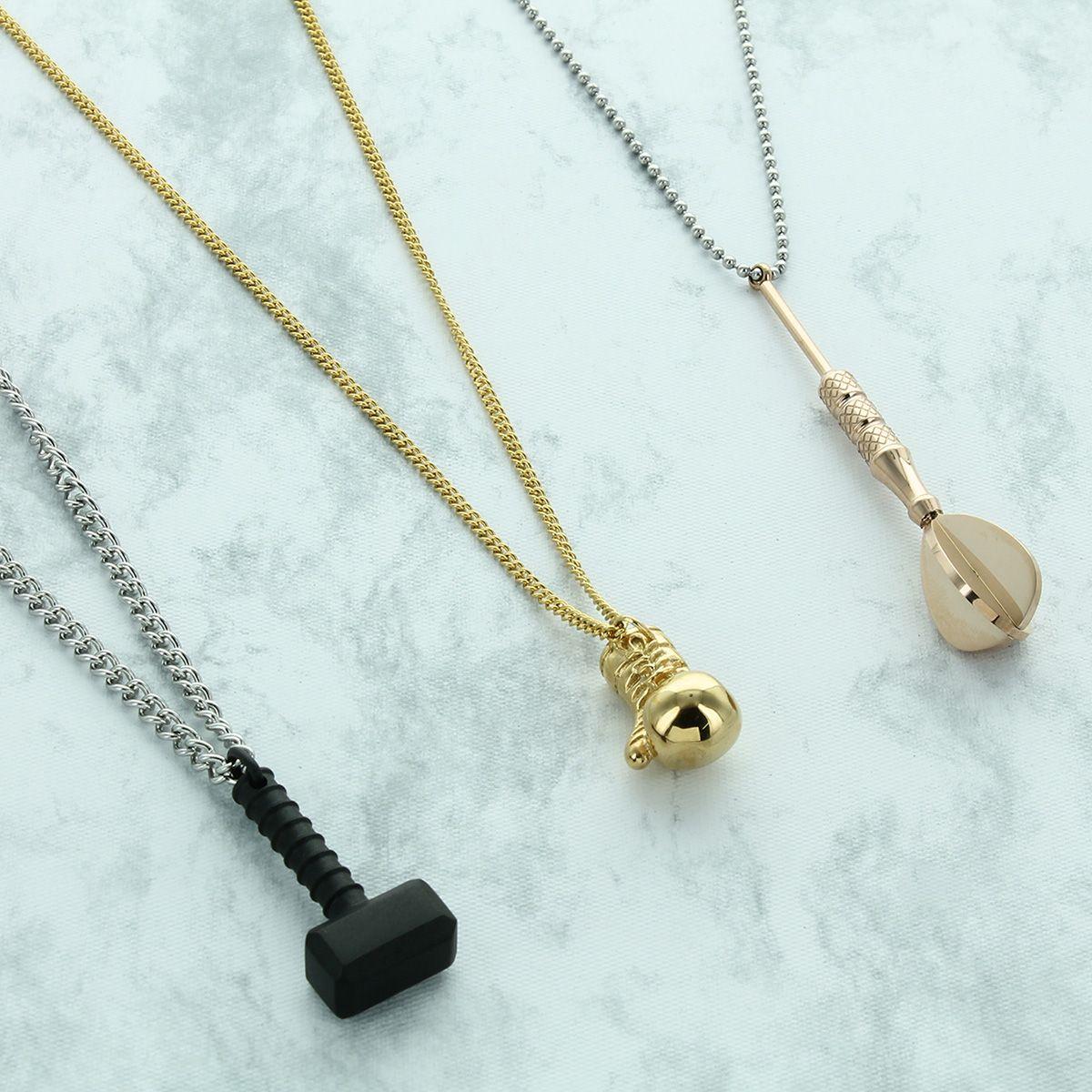 Tenemos el mejor regalo para EL Dijes de Acero Inoxidable de venta en www.pinkrevolver.com.mx o dando click al link en nuestra bio