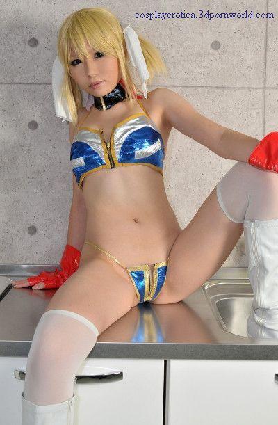 cute girl Sexy cosplay japanese