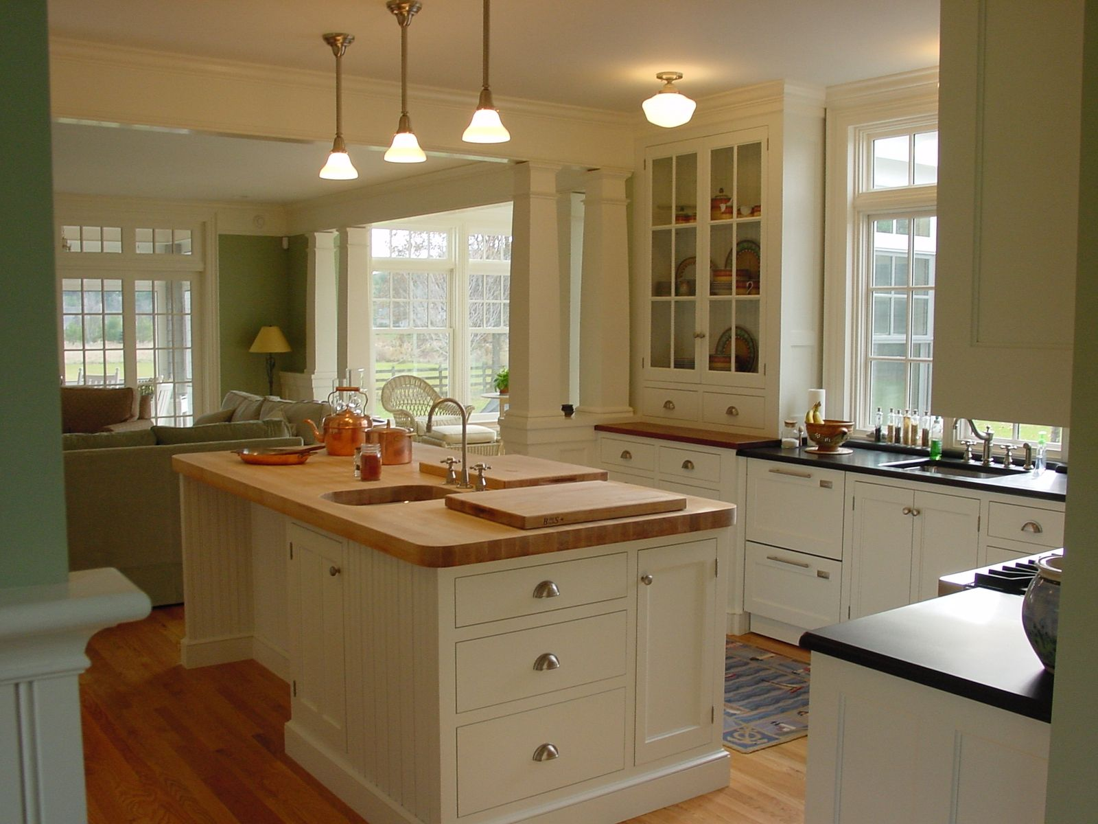 Classic Kitchen..love it!