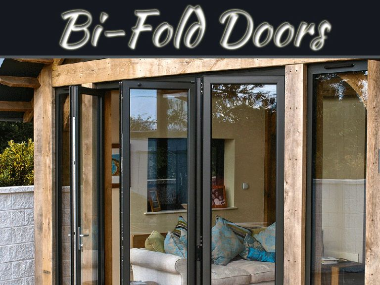 Why Install Bi Fold Doors Conservatories And Windows In Your Home In 2020 Bifold Doors Door Design Windows