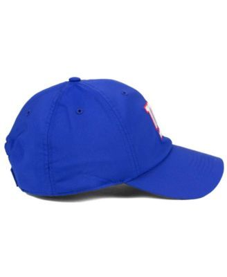4f6a5637ce5  47 Brand New York Giants Repetition Tech Clean Up Cap - Blue Adjustable