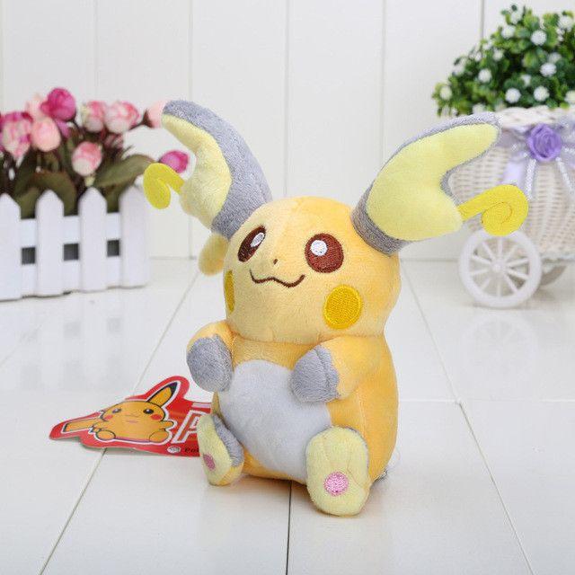 Pokemon Plush Toy Raichu