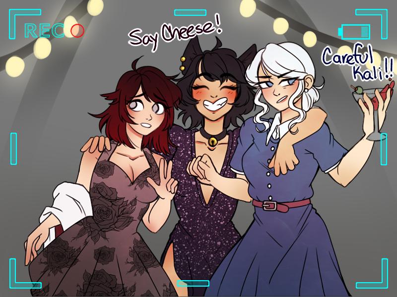 Kali Blakes Mom, Summer Rubys Mom og Weiss Mom-4354
